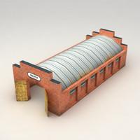 3d depot model