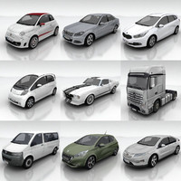 10 - City cars models G