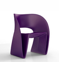 Magis raviolo outdoor chair