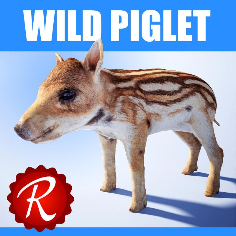 Thumbnail Wild Piglet [1800x1800].jpg
