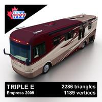 Triple E Empress 2009