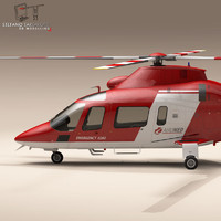 AW109 air ambulance