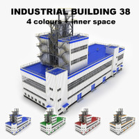 Medium industrial building 38
