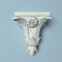 3d model peterhof shelf p