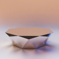 3d bretz stealth coffee table model