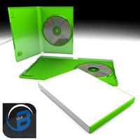 3d xbox case model