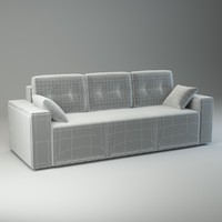 3d model of sofa fresh basic