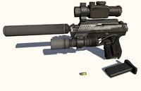Walther Gun