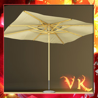High Detailed Parasol Umbrella