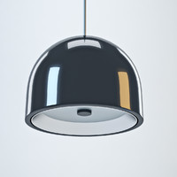 wan light lamp flos 3d model