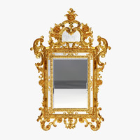 john-richard mirror jrm-0392 3d model