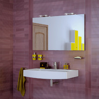 obj bathroom interior