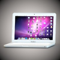MacBook 2009 White