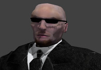 3ds max henchman animations agent