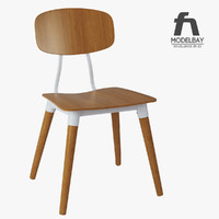 sean dix copine chair 3d model