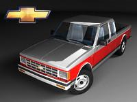 Chevrolet S-10 Ext Cab PFL Mk1