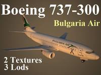 boeing 737-300 fbf max