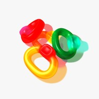 jelly rings 3ds