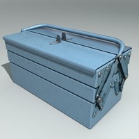 Metal Cantilever Toolbox