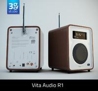 vita r1 3d max