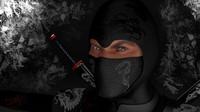 Rigged Ninja
