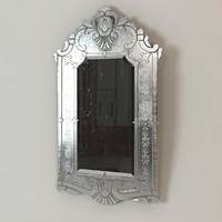 3d arte veneziana mirror model