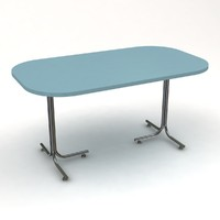 3d model table hdri