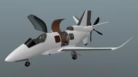 free obj mode turboprop cipo