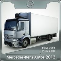 Mercedes-Benz Antos 2013