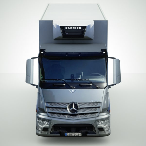 3d mercedes-benz antos 2013 - Mercedes-Benz Antos 2013... by be fast