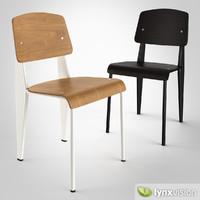 3d standard chair vitra