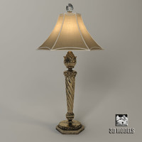 fine art lamps 174310 3d obj