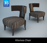 Klismos Chair