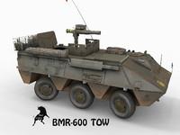 3d bmr tow model