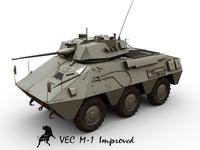 armored vec max