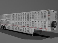 Wilson Livestock Trailer