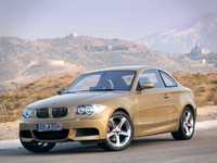 BMW 1 Series e82 135 coupe
