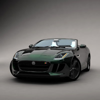 3ds max ftype car sport