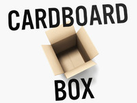 cardboard box max