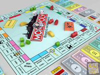 Monopoly Toy