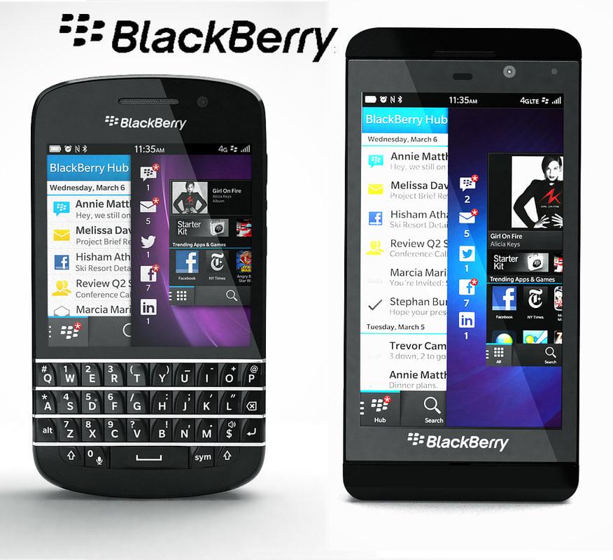 blackberry q10 and z10 - photo #25