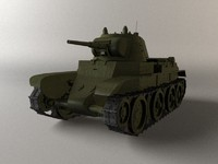 3ds max tank