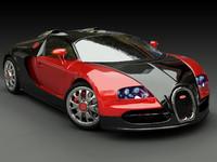 3d max car