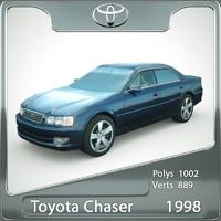 3d chaser 1998 model