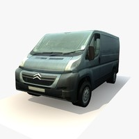 3ds citreon van 5
