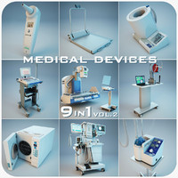 Medical Devices Collection 9 in 1 vol.2