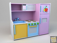 Mini Kitchen 02