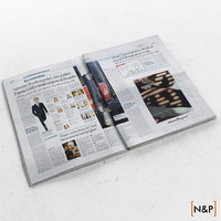 3ds newspaper la repubblica