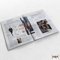 3ds newspaper la repubblica