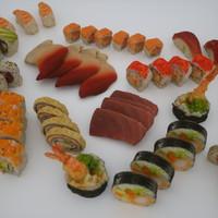 obj sushi